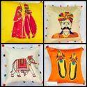 Pure Ethnic India Cushion Cover