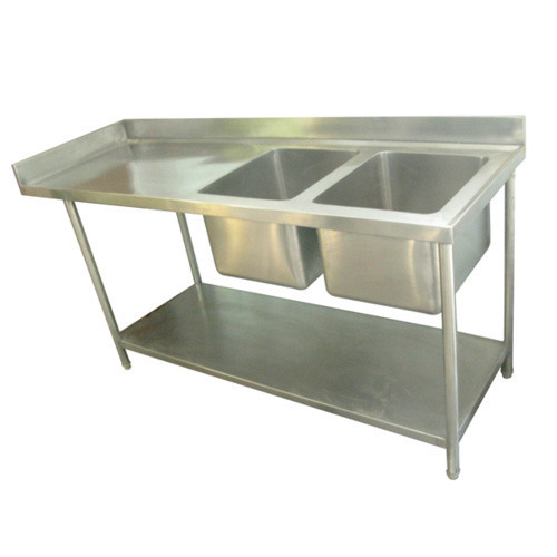 Commercial Kitchen Sinks Kitchen sink two sink unit manufacturer from mumbai workwithnaturefo