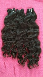 Black And Brown Hair Curly And Wavy