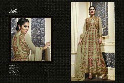 Fancy Anarkali Salwar Kameez Suit