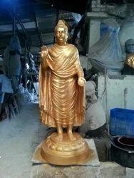 Gautam Buddha Standing Statue