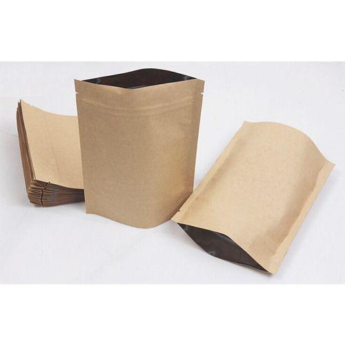 Kraft Paper Pouches