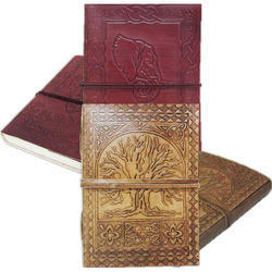 Leather Cover Gift Journals