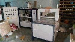automatic disposable thermoforming dona plate making machine