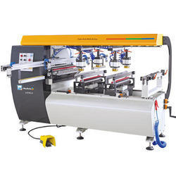 ... Machine - Double Head Multi Boring Machine Manufacturer from Ahmedabad