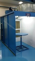Dry Type Painting Booth