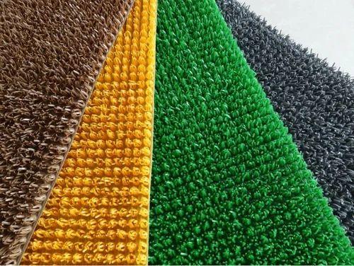 Plastic Grass Mat & Floor Mat \u0026 Door Mat - Plastic Grass Mat Wholesale Trader from Noida
