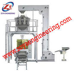 Weigh Filler Packing Machine