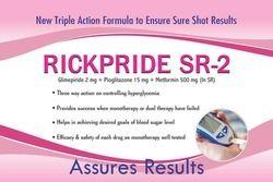 Rickpride Sr-2 Antidiabetic Medicine