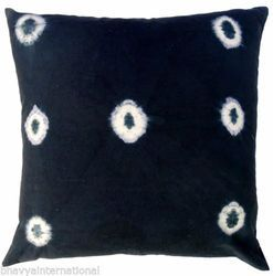 Tie Dye Printed Cushion Cover
