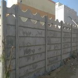 Boundary Cement Wall