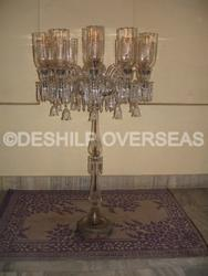 Luster Pedestal Lamp