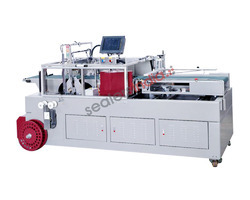 Side Sealers Continuous Motion Shrink Wrapping Machine