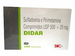 Sulphadoxine &  Pyrimethamine Tablet USP