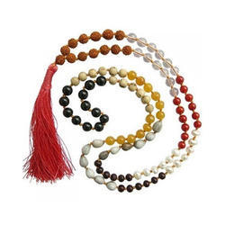 Rudraksha Multi Stone Beads Mala