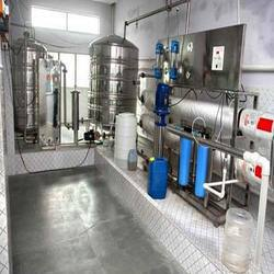 Turnkey Mineral Water Project In India