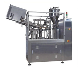 Cream Tube Filling Machine