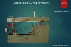 Adjustable Channel Apparatus