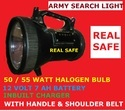 Army Search Light
