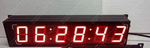 2 Inch GPS Clock