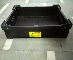 ESD PP Corrugates Sheet Crates