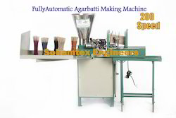 Automatic Incesne Stick Making Machine