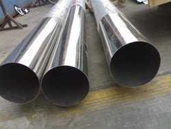 Seamless 304L Stainless Steel Pipes Tubes