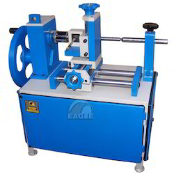 Gold Jewelry Hand Powered Tube Forming Machine
