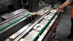 Indexing (Start - Stop) Conveyor
