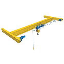 Single Girder Box Crane
