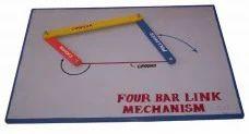 Four Bar Link Mechanism Model