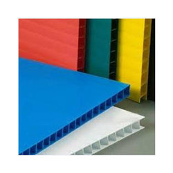 Plastic PP Corrugated Sheets