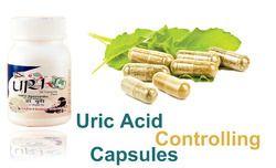 Uric Acid Controlling Capsules