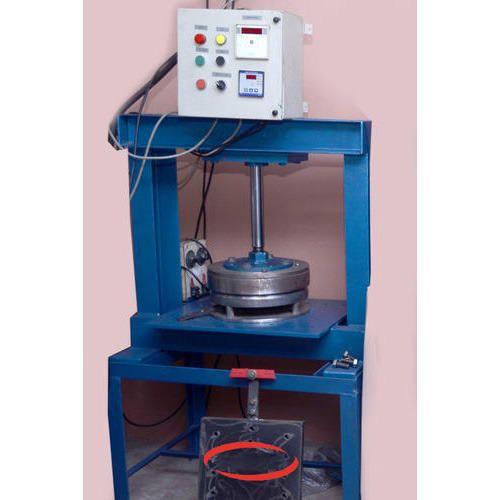 Hydraulic Paper Circle Plate Cutting Machine