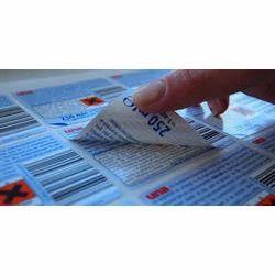 Multi Layer Label Printing Service