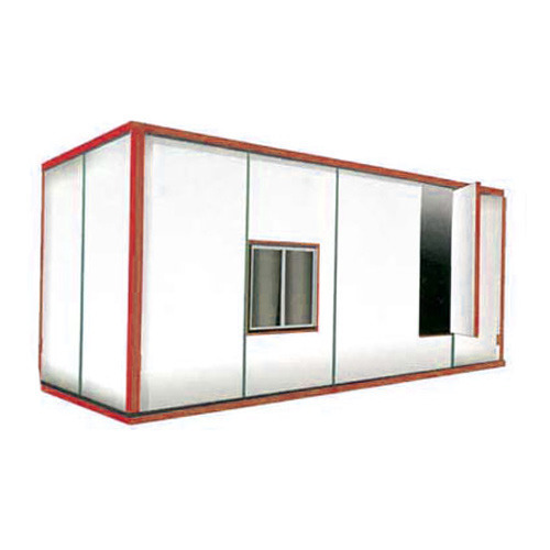 Customized MS Portable Cabin