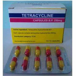 Tetracycline Hydrochloride Cream