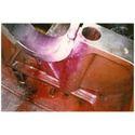 Repair of Crack Casting