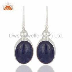 Tanzanite Gemstone Drop Earrings