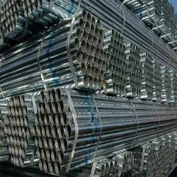 erw black galvanized pipes