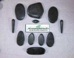 Aromablendz Hot Stone Set 11 Pieces