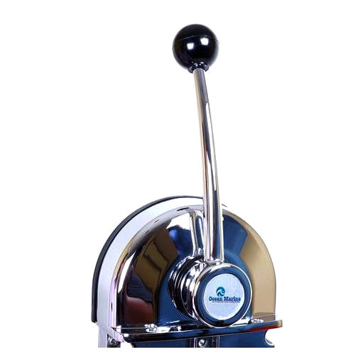 Marine Throttle Lever Control Single : Throttle control single lever