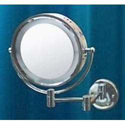 Concave Mirror with Light