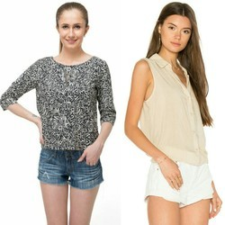 Girls Casual Tops