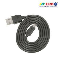 Black Micro USB Data Cable