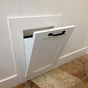 Laundry Chute for House