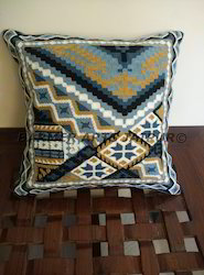 Cushion Cover Suzani Embroidery Carpet