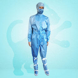 String Design Antistatic Coverall