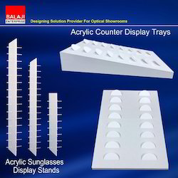 Acrylic Sunglasses Display Stands