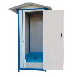 PVC Readymade Fabricated Toilet
